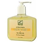 Antibacterial Liquid Soap 8 oz by Tea Tree Therapy