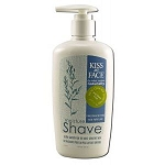 Moisture Shave Fragrance Free 11 oz by Kiss My Fa