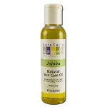 Natural Skin Care Oil Jojoba Oil 4 fl oz by Aura