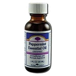 Peppermint Oil 1 oz by The Heritage Store 1 oz.