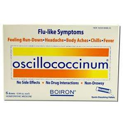 Oscillococcinum Natural Flu Relief Single Dosage