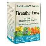 Breathe Easy Tea 16 Tea Bags by Traditional Medici
