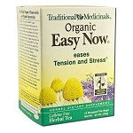 Easy Now Tea 16 Tea Bags by Traditional Medicinals