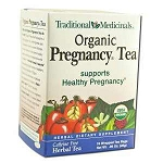 Pregnancy Tea 16 Tea Bags by Traditional Medicinal