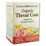 Throat Coat Tea 16 Tea Bags by Traditional Medicin