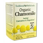 Organic Chamomile Tea 16 Tea Bags by Traditional M