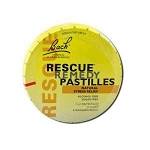 Rescue Remedy Pastilles 50 gm by Bach Flower Remed