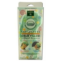 Anti-Stress Microwaveable Sinus Pillow by Earth Th