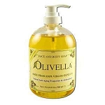 Liquid Soap 16.9 oz by Olivella 16.9 oz.
