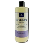 Liquid Hand Soap French Lavender 32 oz by EO Prod