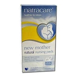 New Mother Natural Nursing Pads 25 Pads by Natraca