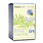 Dry & Light Organic Incontinence Pads 20 Pads by N