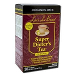 Super Dieter's Tea Cinnamon Spice 30 Tea Bags by
