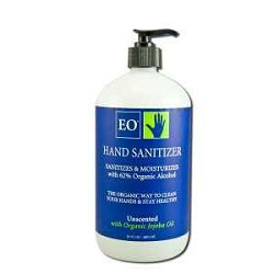 Hand Sanitizer Refill Unscented 32 oz by EO Produ