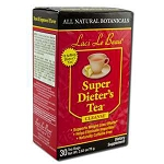 Super Dieter's Tea All Natural Botanicals 30 Tea