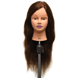 "Celebrity Lauren Manikin 28"" Dark Brown (651)"