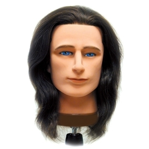 "Celebrity Mr. Sam Manikin 19"" Brown (MEN-HEAD)"