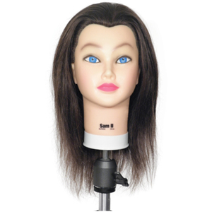 "Celebrity Sam II Manikin 21"" Brown (S153)"