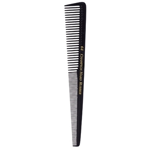 "Champion Barber Comb 7-12"" Sloping Flexible Bac"
