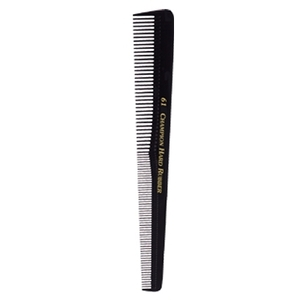 "Champion Barber Comb 7-12"" Strong Slope (C61)"