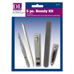DL Professional 5-Piece Beauty Kit (DL-C71)