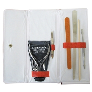 DL Professional Manicure Kit without Cuticle Sciss