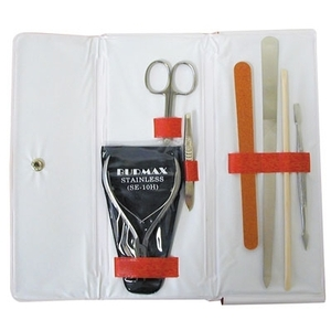 DL Professional Manicure Kit with Cuticle Scissor