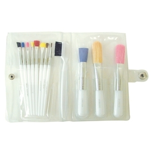 DL Professional Multi Color Cosmetic Brush Set (49