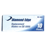 Diamond Edge Replacement Blades For DE-5000 10 p