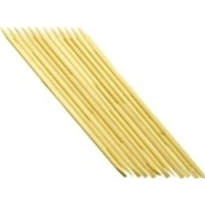 "DL Professional 7"" Orangewood Sticks 1000 Per Bo"