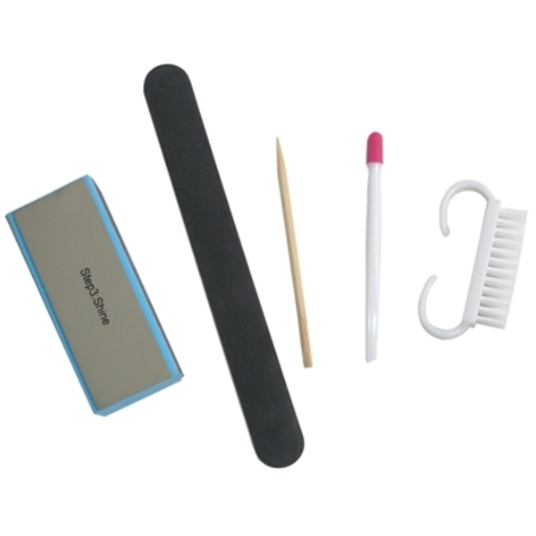 DL Professional Disposable Kit For Natural Nails (