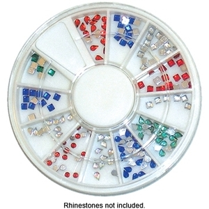 DL Professional Rhinestone Wheel (DL-C108)