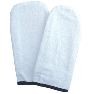 DL Professional Terry Cloth Mitts 1 Pair (DL-C12