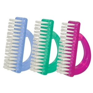 DL Professional Translucent Nail Brush (DL-C77)