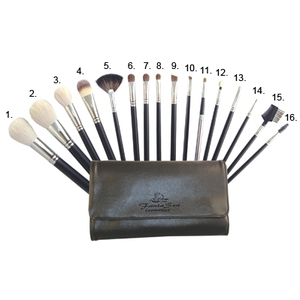 Fantasea 16 Piece Professional Cosmetic Brush Set