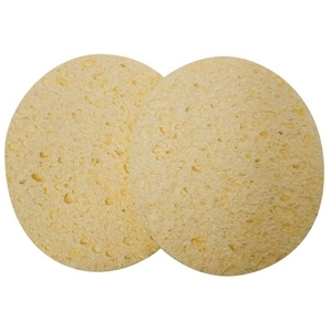 Fantasea 2 Pack Cellulose Cleansing Sponge (FSC229