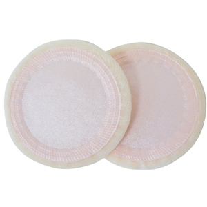 Fantasea 2 Piece Cosmetic Powder Puffs (FSC226)