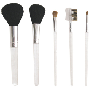 Fantasea 5 Piece Professional Cosmetic Brush Set (