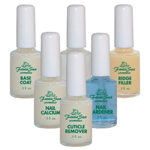 496fdfdad0 Fantasea 6 Piece Nail Treatment Kit (FSC419)