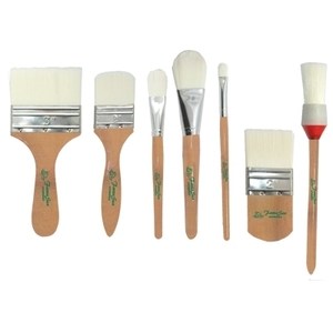Self Tanning Tools 7 Piece Synthetic Body and Face Application Brush Set (FSC195)