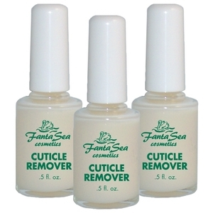 Fantasea Cuticle Remover 3 Pack (FSC415)