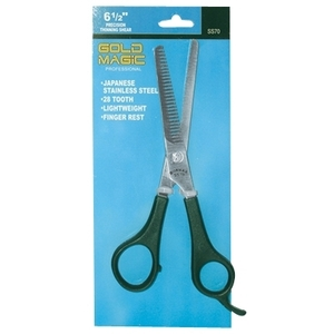 "Gold Magic 6-12"" 30 Tooth Thinning Shear (SS70)"