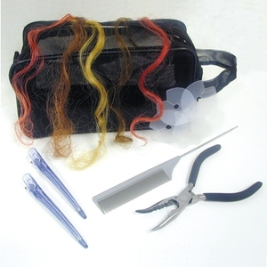 Gold Magic Delux Hair Extension Kit (GM-HEK2)