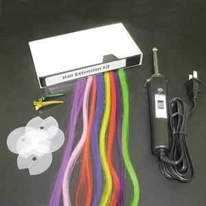 Gold Magic Hair Extension Kit (GM-HEK)