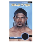 Gold Magic Satin Black Rag (GM-42001)