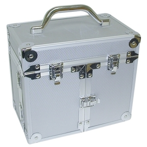 City Lights Madison Collection Aluminum Tool Case Small