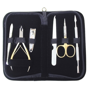Satin Edge 6 Piece Manicure Kit (MANI-6)