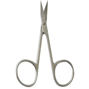 Satin Edge Cuticle Scissor Curved Blade (SE-2009)