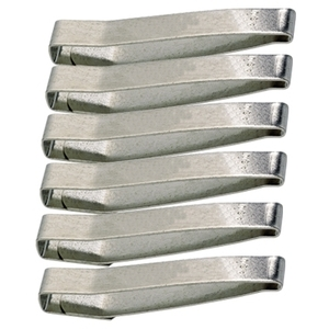 Scalpmaster Collar Clips 6 per Bag (SC-CC6)