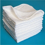 Scalpmaster Economy Wash Cloths 12 Lb. (TOW14-H